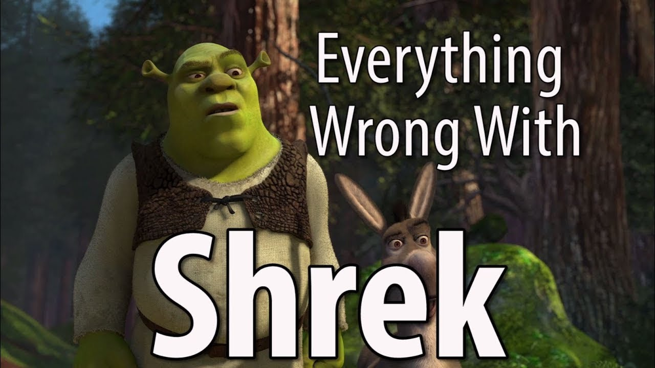 everything-wrong-with-shrek-in-13-minutes-or-less
