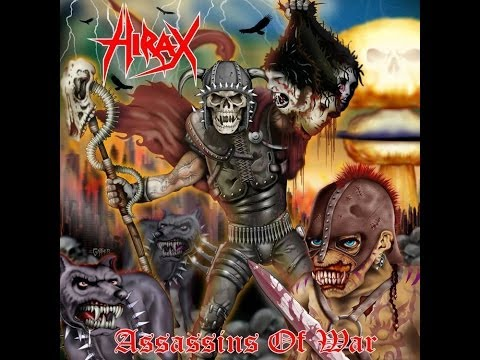 Hirax - Assassins of war [Full EP] 2007