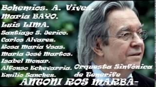 Bohemios. A. Vives. Antoni Ros Marbà. 2.