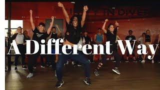 A Different Way - @DJSnake & @LauvSongs Dance Video | @DanaAlexaNY Choreography