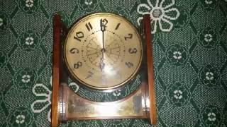 Настольные Часы Весна СССР / Desk Clock Spring USSR