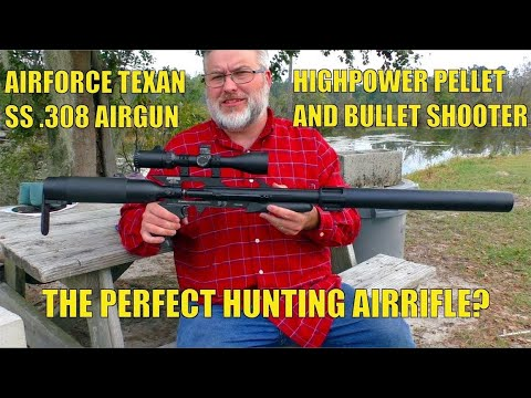 .308 Airforce Texan SS First Look