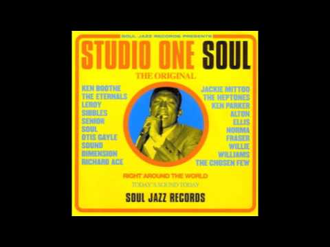 "Studio One Soul - Norma Fraser ""The First Cut is the Deepest"""