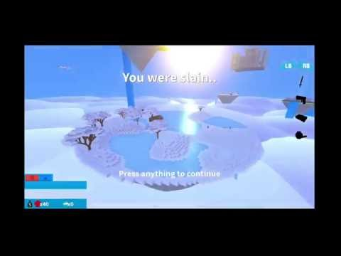 ROBLOX Skybound 2 Gameplay Xbox One - Free to play