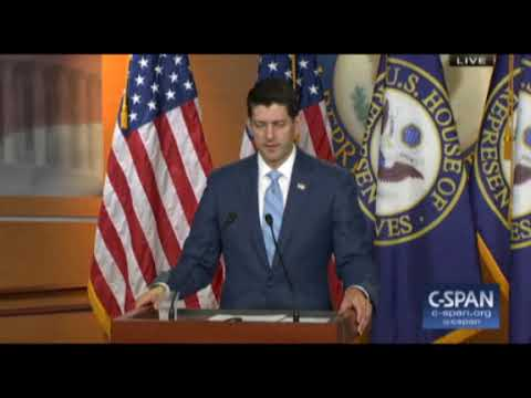 Paul Ryan on Immigration Conference (Discharge Petition) June 7 2018