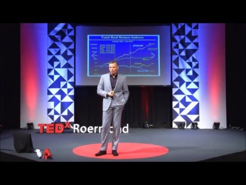 Don't confuse bull markets with brains | André Brouwers | TEDxRoermond