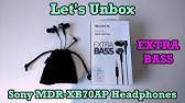 Beats urbeats 2 0 VS Sony MDR - XB50AP - YouTube