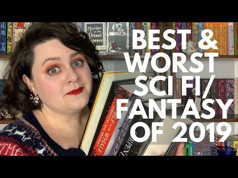 Best Sci Fi/Fantasy Books of 2019