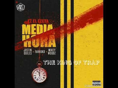 JUSTIN QUILES . FARRUCO . MIKY WOODZ - Media Hora - (audio oficial)