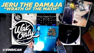"Discover Samples Used On Jeru The Damaja's ""Wrath of the Math"""