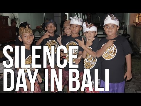 Nyepi in Bali  A Day of Silence Where its Illegal to Leave Your House