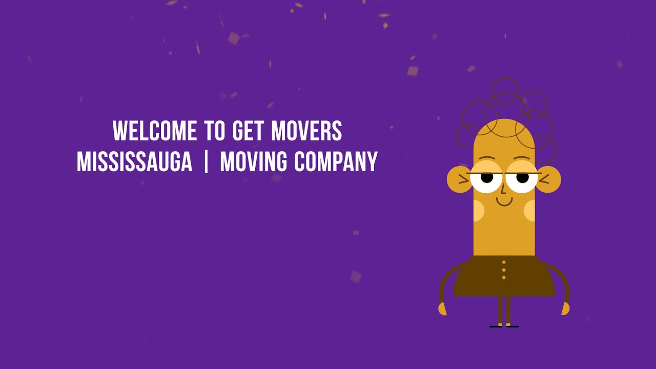 Get Movers Mississauga ON - Moving Company