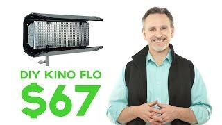 DIY Kino Flo - $67