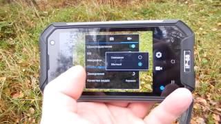 GPS +налаштування камери BV6000 , Android 6.