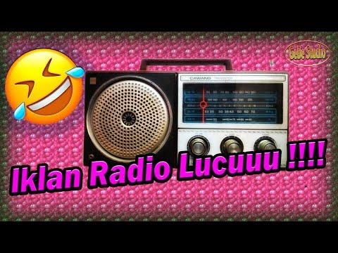 NGUDANG BAYI LUCU POLL Spot Iklan Radio Lucu Abis