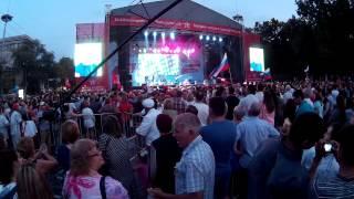 Александр Маршал в Молдове! Концерт в Кишиневе 14.09.2014 (Батя,Беззаботный))