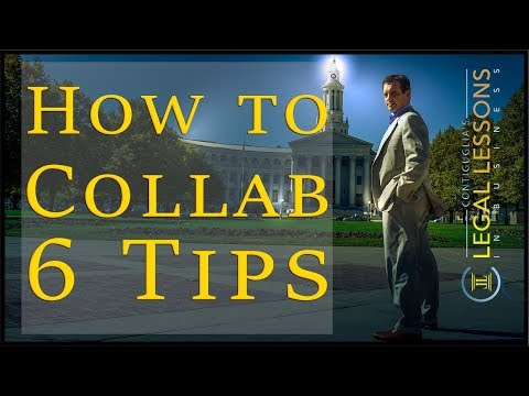 How to Collab with other influencers: 6 Essential Legal Tips