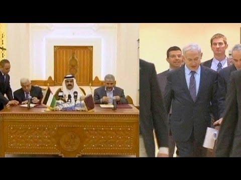 Netanyahu condemns Palestinian reconciliation deal