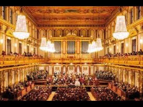 венский филармонический оркестр 1 января 2020
