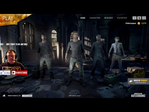 DB Gaming Streaming PUBG with a bunch of crazy streamers!!!!