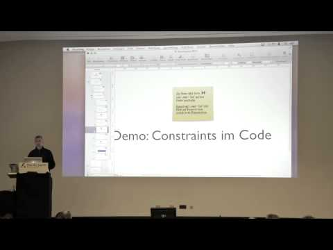Auto Layouts in iOS - Thomas Tempelmann - Macoun 2012