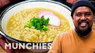 How To Make Saimin - Hawaii's Ramen Noodle Soup