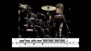 Steve Gadd - Crazy Army (Drum solo Transcription)