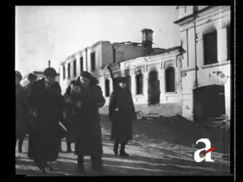 Освобождение Ржева - 1943 год.
