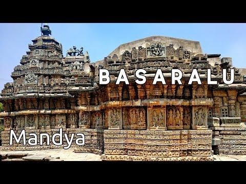 Basaralu ancient Mallikarjuna temple, Mandya district Karnataka