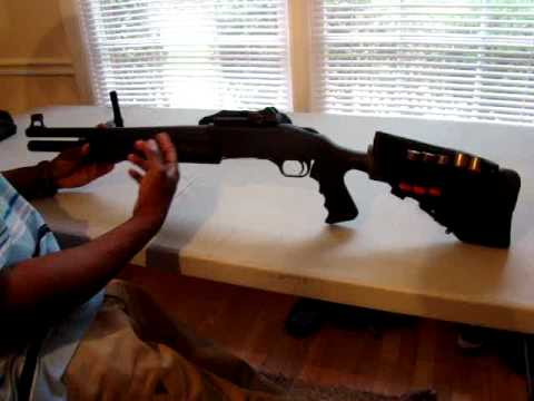 Mossberg 930 collapsible stock