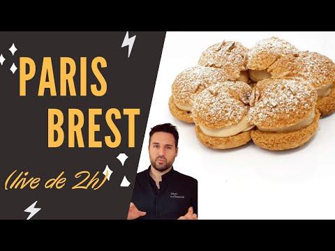 Cours de pâtisserie gratuit & en direct : Le Paris Brest Maison