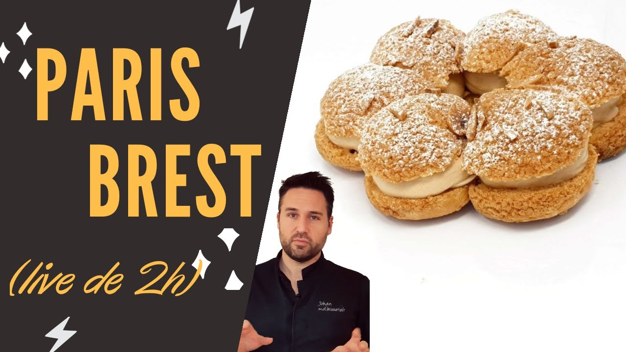 Cours De Patisserie Gratuit En Direct Le Paris Brest Maison