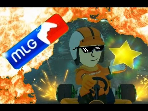 MLG Mario Kart 8