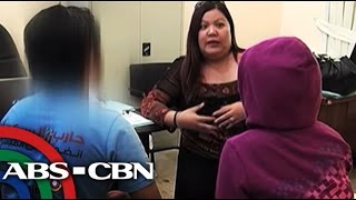 Bandila: 2 abused OFWs in Kuwait file complaint against embassy worker