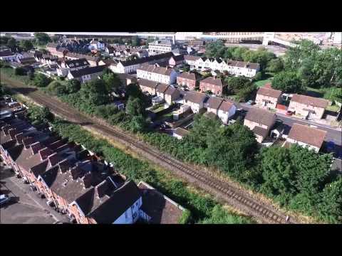 DJI Phantom 3 Advanced - Avonmouth Docks II