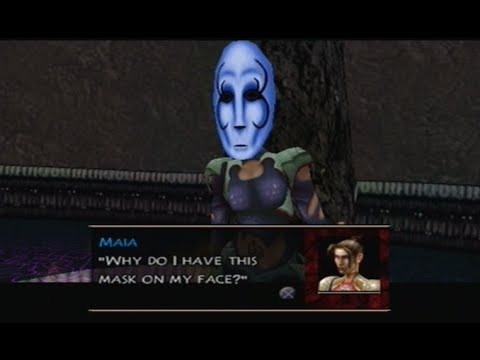 Let's Play Summoner 2 17: ...So Then This Happens, The City of Masks