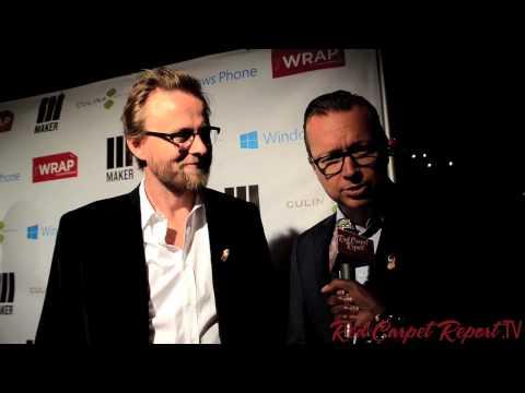 "Joachim Roenning & Espen Sandberg ""KonTiki"" at TheWrap.com's 4th Annual Pre-Oscar Party"