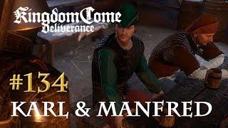 Let's Play Kingdom Come Deliverance #134: Karl & Manfred (Tag 62 / deutsch)