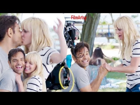 Overboard Bloopers, BRoll & Behind the s  Anna Faris Movie 2018