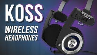Vybirame bezdratova sluchatka Koss Porta Pro Wireless a dalsi Kossy! (SROVNAVACI RECENZE # ...