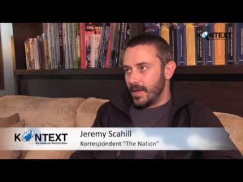 """Jeremy Scahill on Media Venture with Glenn Greenwald and Laura Poitras: """"We Hit the Jackpot"""""""