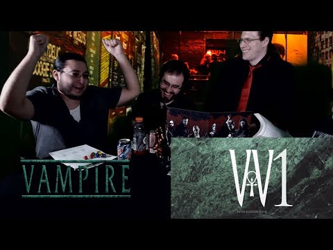 """The Last Night"" Vampire the Masquerade 5th Edition Pre-Alpha Playtest pt. 1"