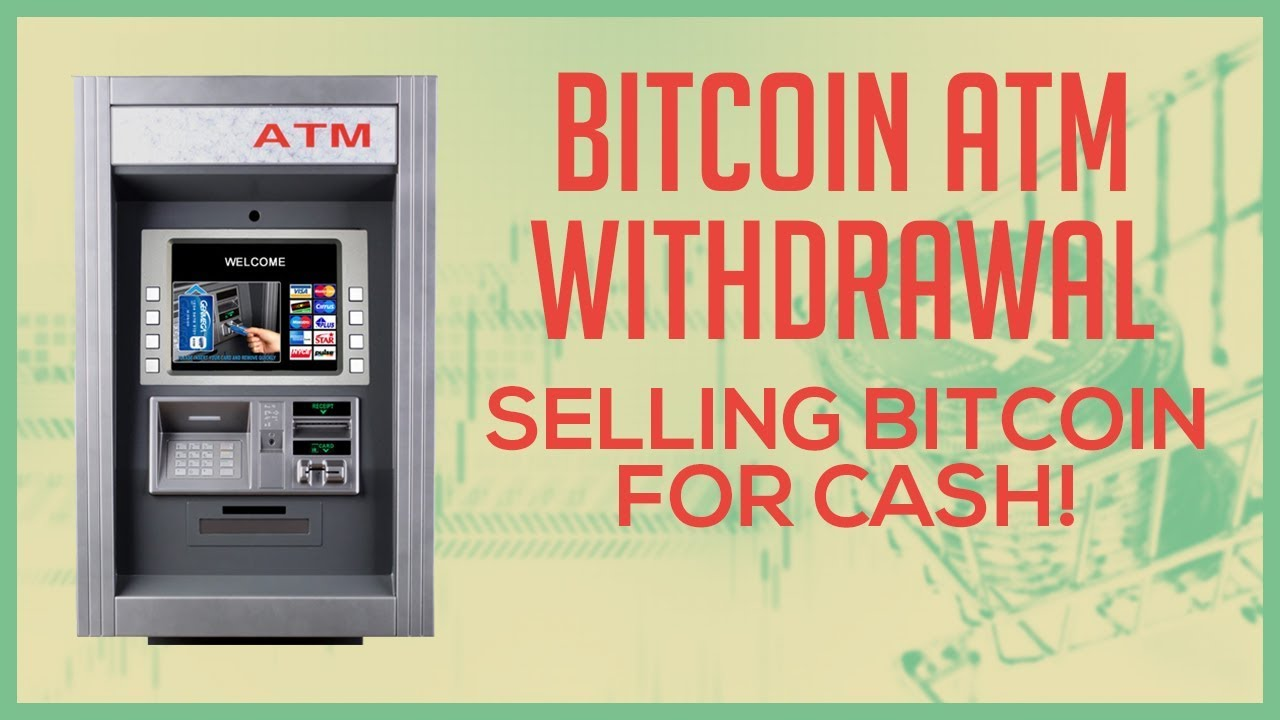 Bitcoin Atm Walkthrough How To Sell Bitcoin Btc For Cash Usd Using A Coinsource Bitcoin Atm -