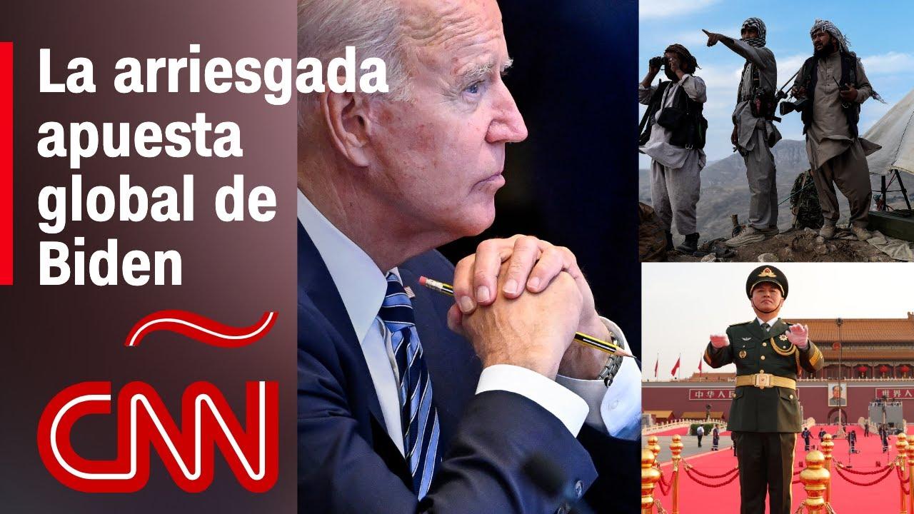 La arriesgada apuesta global que plantea Biden