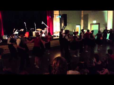 Harbour City Hoppers - 'Doin the Jive' at Meet The Scene Ball (wide angle)