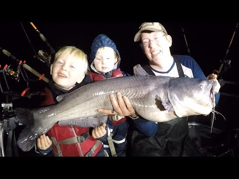 Catching BIG catfish with little kids - catfish pees on Tommy - Catfishing tips. from YouTube · High Definition · Duration:  9 minutes 29 seconds  · 46,000+ views · uploaded on 10/4/2017 · uploaded by Catfish and Carp