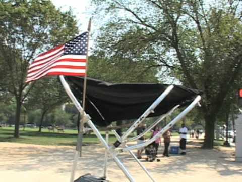 Đạp xe xích-lô ở thủ đô nước Mỹ (VOA)