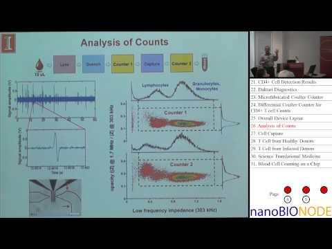 Microfluidics and Nanotechnology for Biology and Medicine (Rashid Bashir)