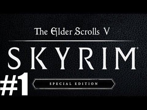 #18 (Czytaj Opis :FAQ) Live Skyrim Special Edition [Legendarny poziom trudności Magia i Szaty]