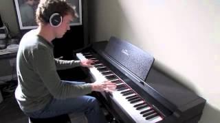 """Freedom"" - Braveheart - James Horner (piano cover)"